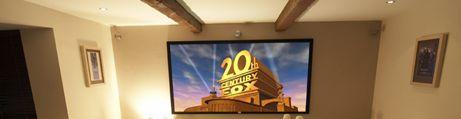 Leinwand 4K|UHD Cinema