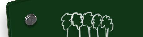Solid Wald grün