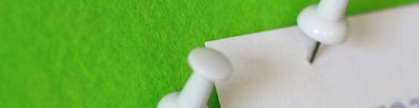 Limone grün, weißes Profil